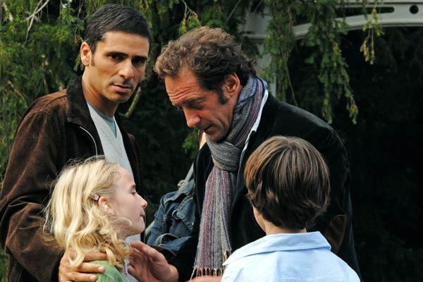 Mes amis, mes amours : Photo Garance Le Guillermic, Pascal Elbé, Vincent Lindon