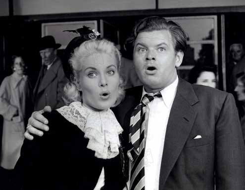 Who Done it? : Photo Basil Dearden, Belinda Lee, Benny Hill
