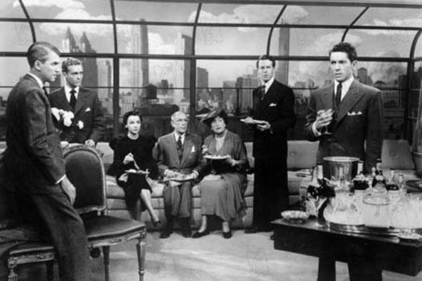 La Corde : Photo Cedric Hardwicke, Constance Collier, Douglas Dick, Farley Granger, James Stewart