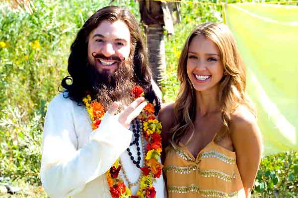 Love Gourou : Photo Jessica Alba, Marco Schnabel, Mike Myers