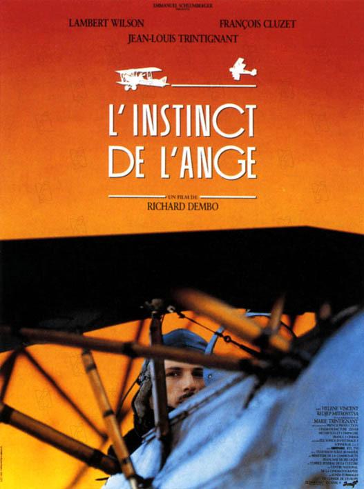 L'Instinct de l'ange : Affiche Richard Dembo