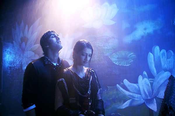 Saawariya : Photo Ranbir Kapoor, Sanjay Leela Bhansali, Sonam Kapoor