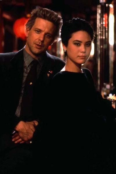 Mickey Rourke et Ariane