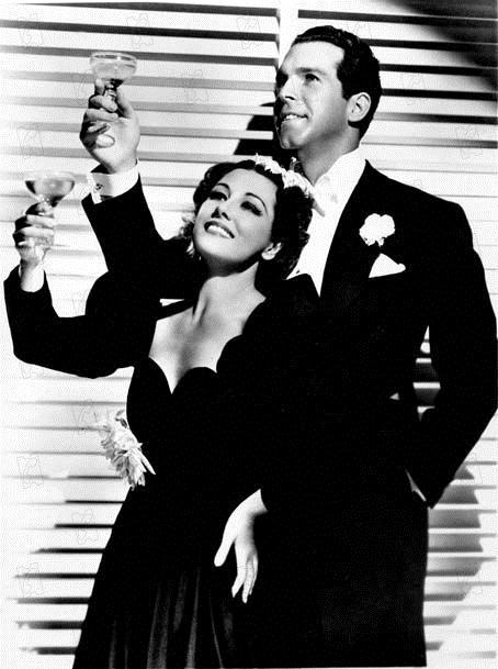 Gladys Swarthout et Fred MacMurray