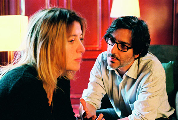 Yvan Attal et Valeria Bruni Tedeschi