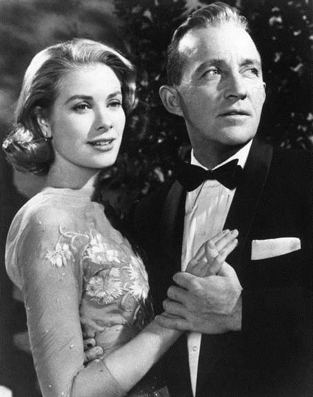 Grace Kelly et Bing Crosby