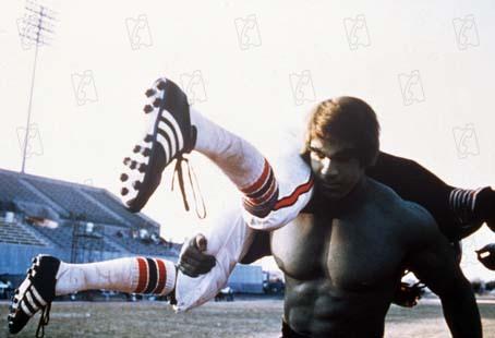 L'Incroyable Hulk : Photo Lou Ferrigno