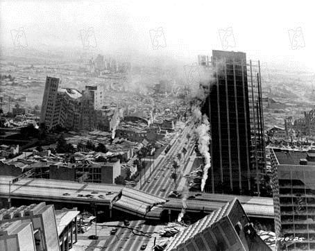 Tremblement de terre : Photo Mark Robson