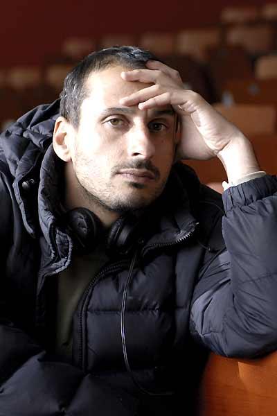 Le réalisateur Safy Nebbou