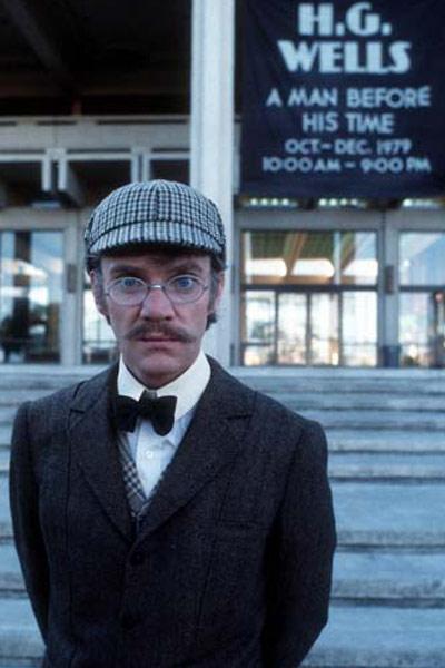 C'était demain : Photo Malcolm McDowell, Nicholas Meyer