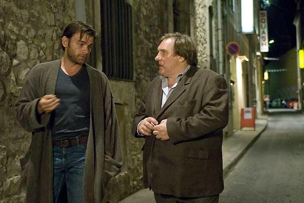 Clovis Cornillac et Gérard Depardieu
