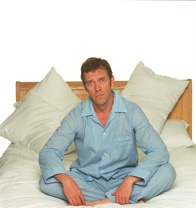 Fortysomething : Photo Hugh Laurie