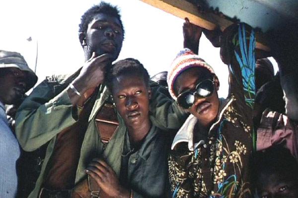 Touki-bouki: Djibril Diop Mambety