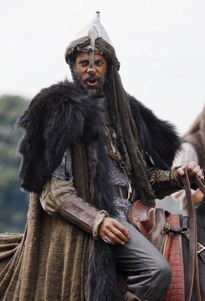 Merlin : Photo Alexander Siddig