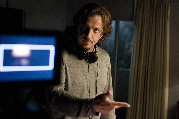 Le réalisateur Gabriele Muccino
