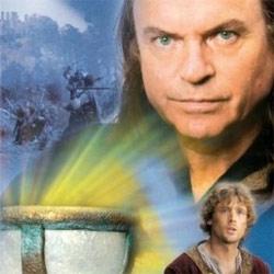 L'Apprenti de Merlin : Affiche