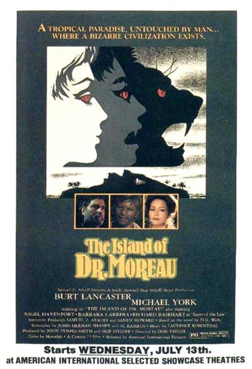 L'Ile du Docteur Moreau: Don Taylor