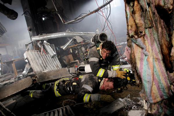 Ligne de feu : Photo Alexis Loret, Mathieu Delarive
