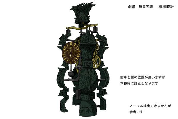 Sword of the Stranger: Masahiro Andô
