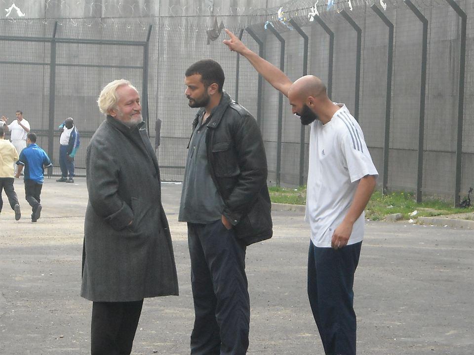 Niels Arestrup, Mohamed Makhtoumi et Farid Larbi