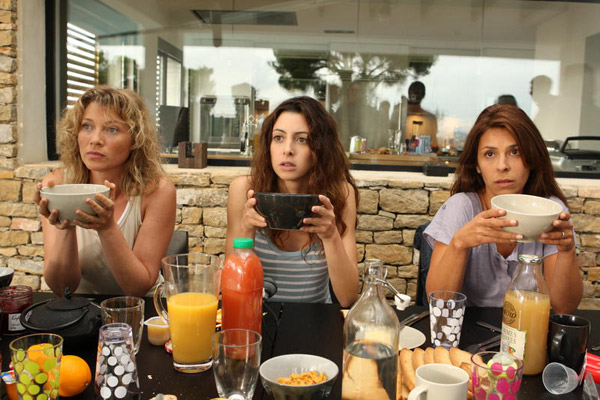 Vive les vacances : Photo Cécile Bois, Julie Dray, Tania Garbarski