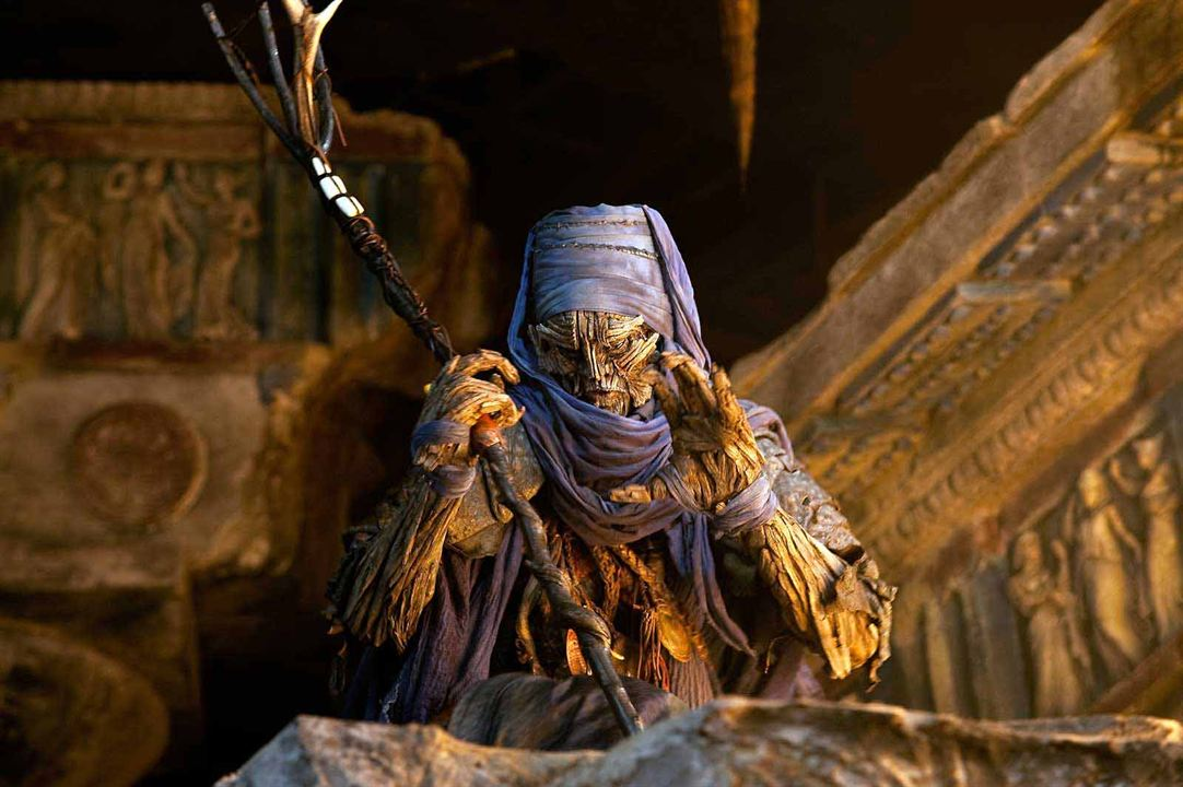 Le Choc des Titans : Photo Ian Whyte