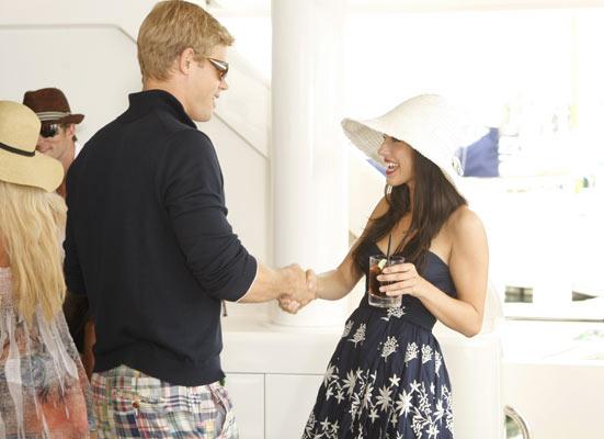 90210 Beverly Hills Nouvelle Génération : Photo Jessica Lowndes, Trevor Donovan