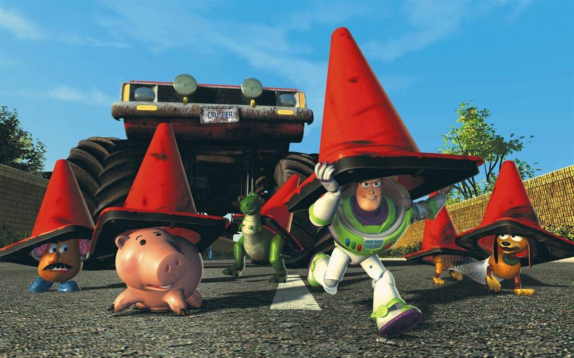 Toy Story 2 : Photo Ash Brannon, Lee Unkrich