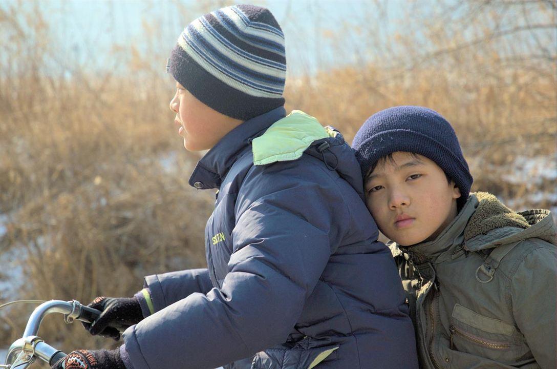 La Rivière Tumen: Zhang Lu