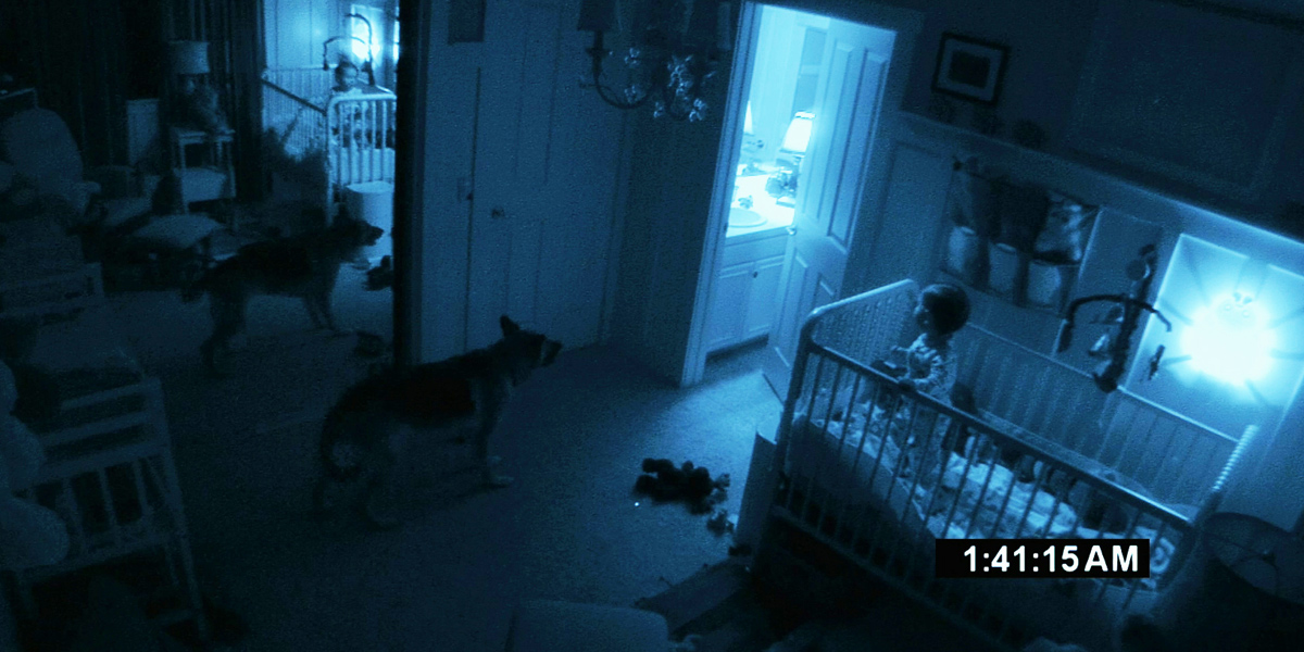 Paranormal Activity 2: Tod Williams
