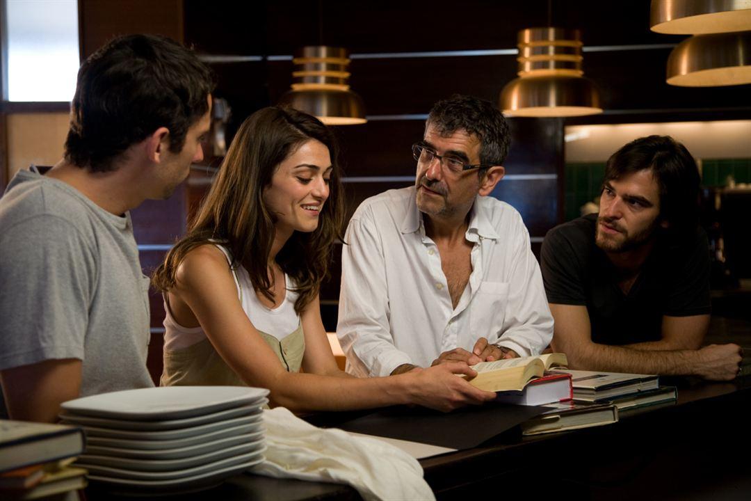 Amours salées et plaisirs sucrés : Photo Alfonso Bassave, Joaquin Oristrell, Olivia Molina, Paco León