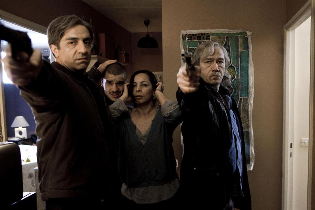 Photo Fejria Deliba, Olivier Rabourdin, Simon Abkarian, Soufiane Guerrab