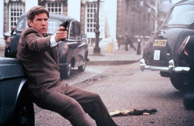 Jeux de guerre : Photo Harrison Ford, Phillip Noyce