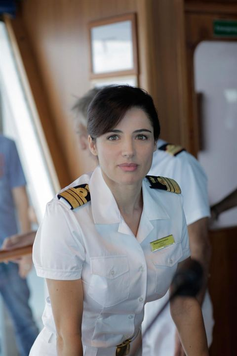 Bienvenue à bord : Photo Luisa Ranieri