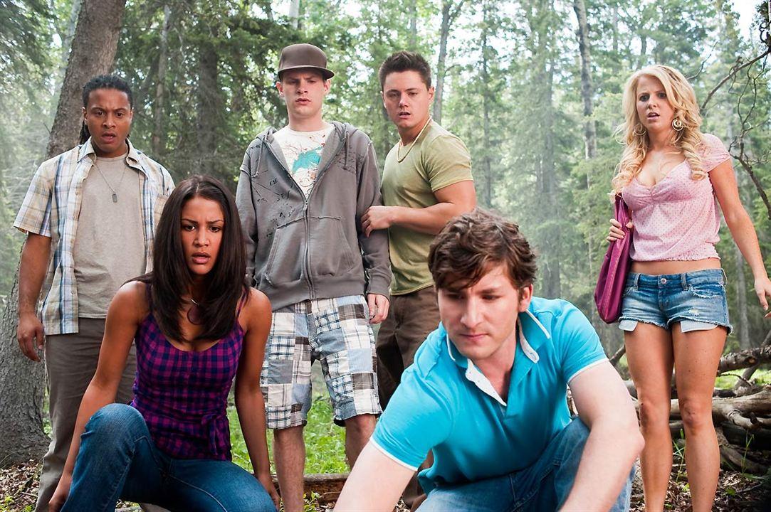 Tucker & Dale fightent le mal : Photo Brandon Jay McLaren, Chelan Simmons, Christie Laing, Eli Craig, Jesse Moss
