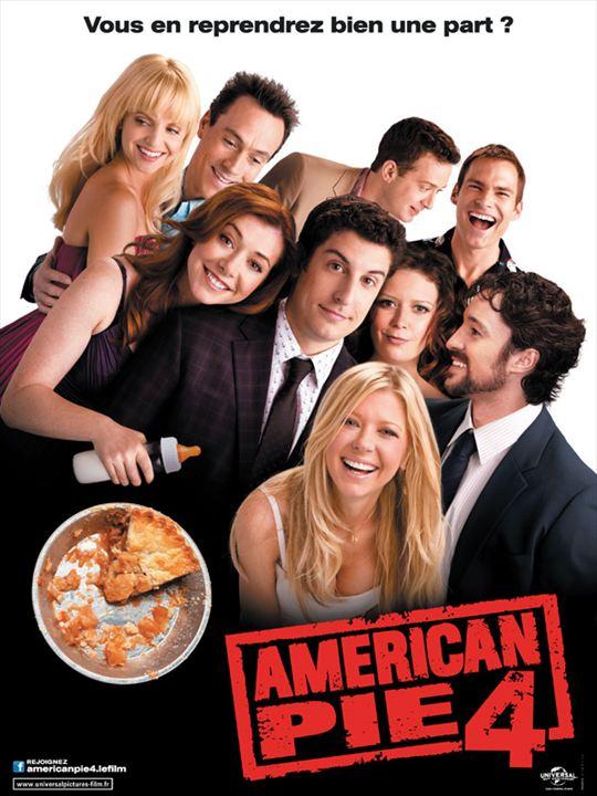 """La SAGA de films """"AMERICAN PIE"""" 20017367"""