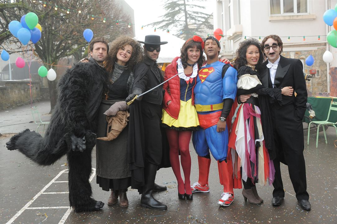 Photo Edouard Montoute, Frédéric Quiring, Jade Phan-Gia, Laurent Bateau, Lilou Fogli