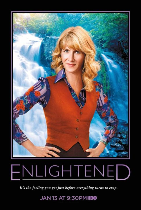 Enlightened : illuminée : Affiche