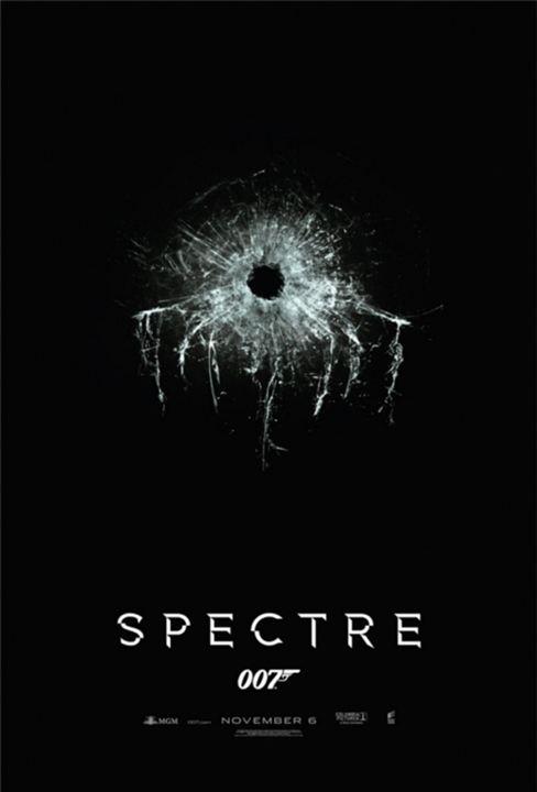 Spectre (James Bond 24) - Sortie le 23 octobre 2015