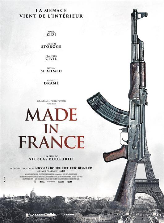 Made in France - Sortie le 4 novembre 2015