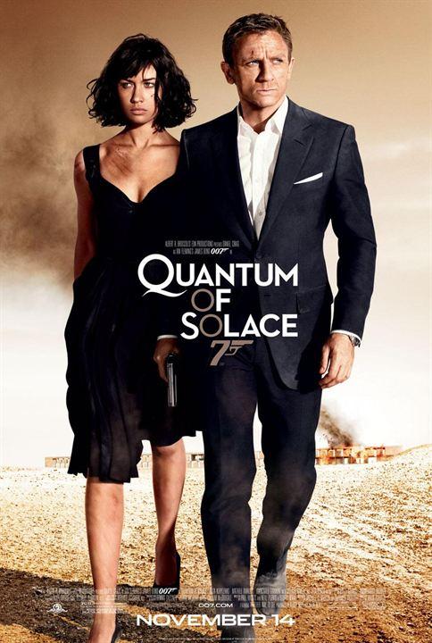 Quantum of Solace - 1h47