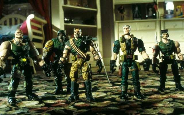 "Le Commando d'Elite de ""Small Soldiers"""