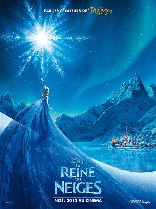 1 - La Reine des Neiges