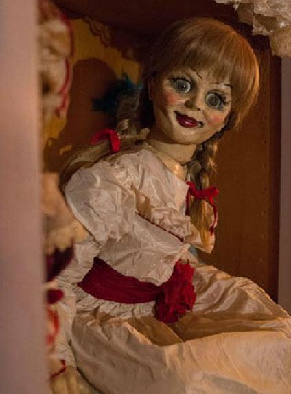 Des photos du premier volet d'Annabelle