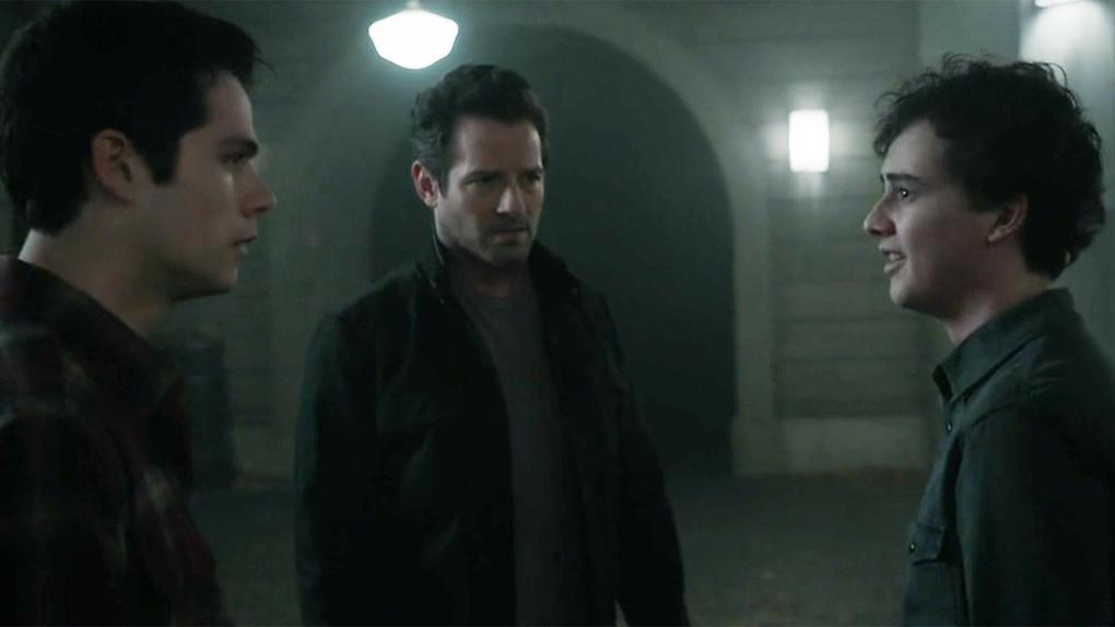 Stiles et Peter font équipe