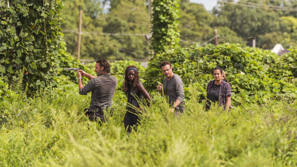 13 février - The Walking Dead : la suite de la saison 7 en US+24 sur OCS Choc