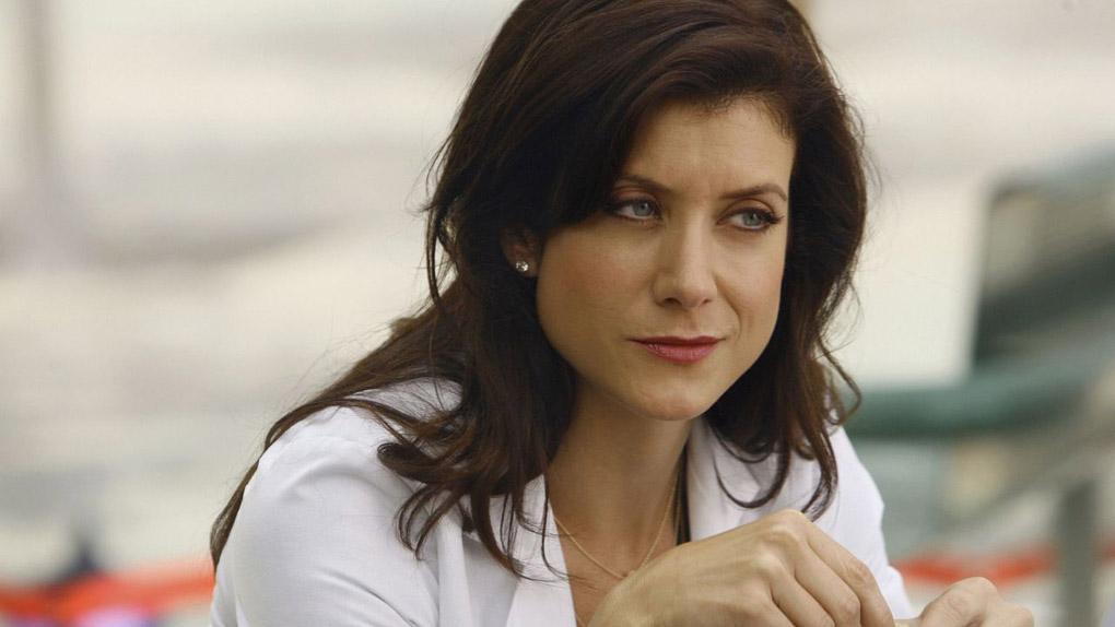 Kate Walsh alias Dr. Addison Montgomery-Shepherd