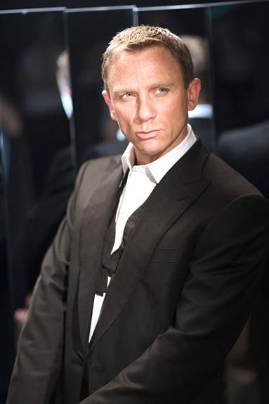 N°2 - Daniel Craig