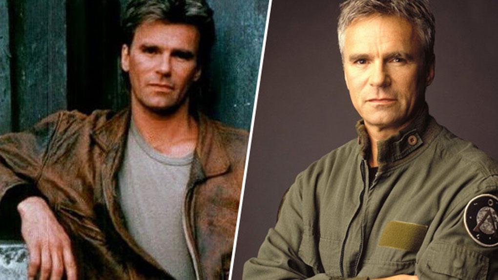 Angus MacGyver de 1985 à 1992 / Colonel O'Neill (Stargate SG-1) de 1997 à 2010)