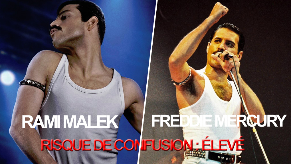 "Rami Malek alias Freddie Mercury dans ""Bohemian Rhapsody"" (2018)"